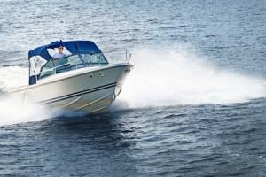 Motorboot Praxistraining